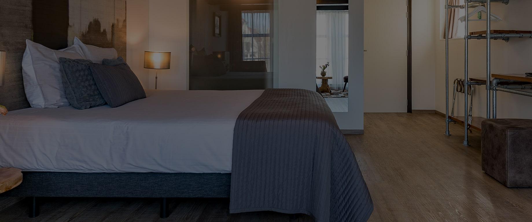 Kamer Hotel De Eilanden